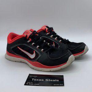 Women's Nike Flex Trainer 4 Black Pink